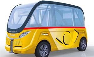 Driverless buses to hit Switzerland's roads