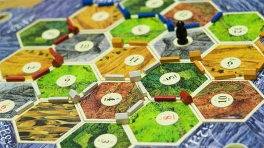 The Settlers Of Catan is being turned into a feature film