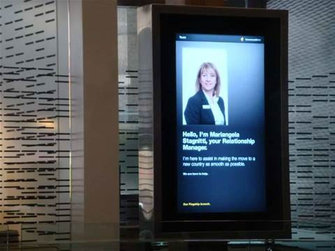 CommBank launches tech-heavy flagship branch