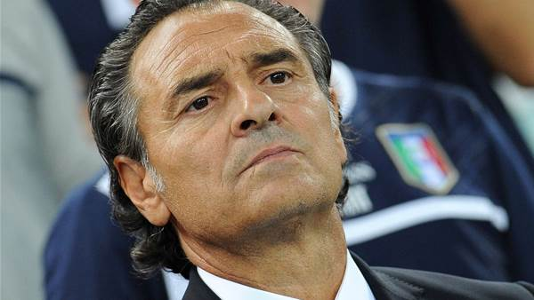 Prandelli laments lack of focus