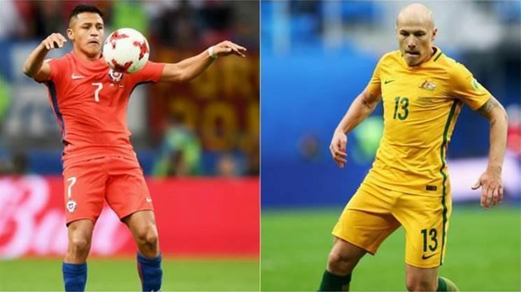 Preview: Socceroos v Chile