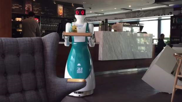 Robot waiters fired for being rubbish at their jobs