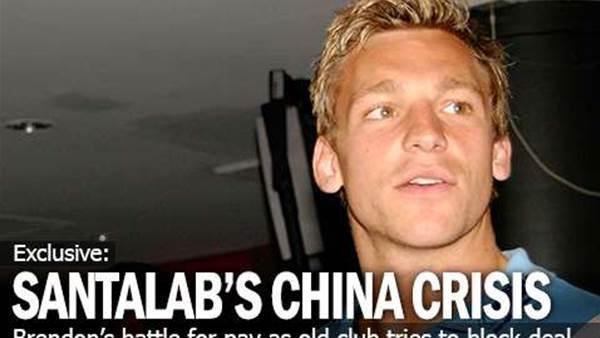 Brendon Santalab's China Crisis