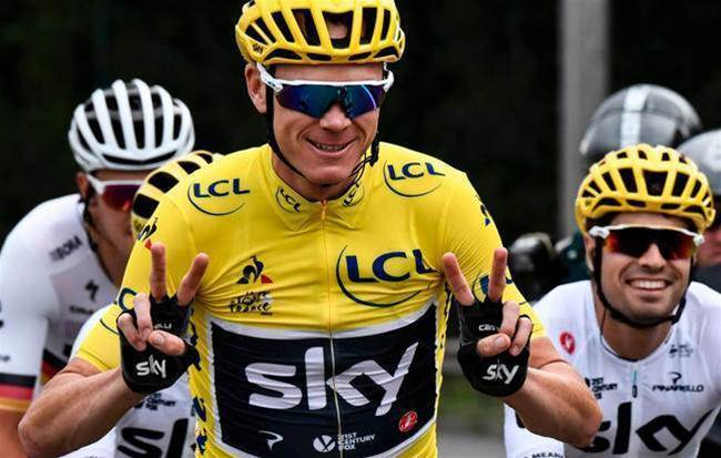 ​Could Chris Froome win six Tours de France?