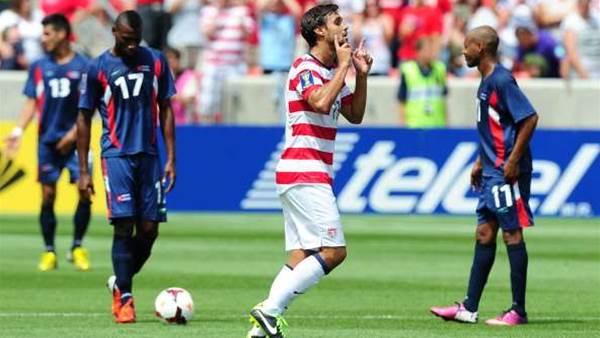 Gold Cup Wrap: USA, Costa Rica progress