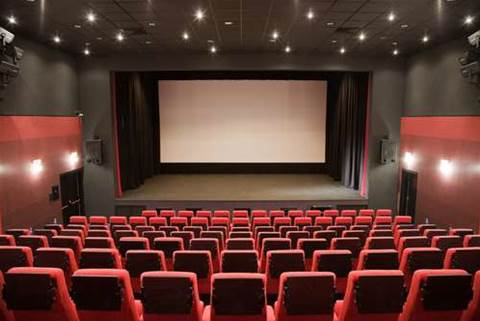 Movie customers wrestle with contactless tech
