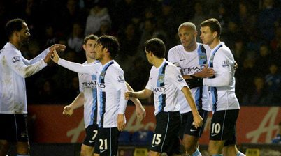 Pellegrini proud of City's Cup push