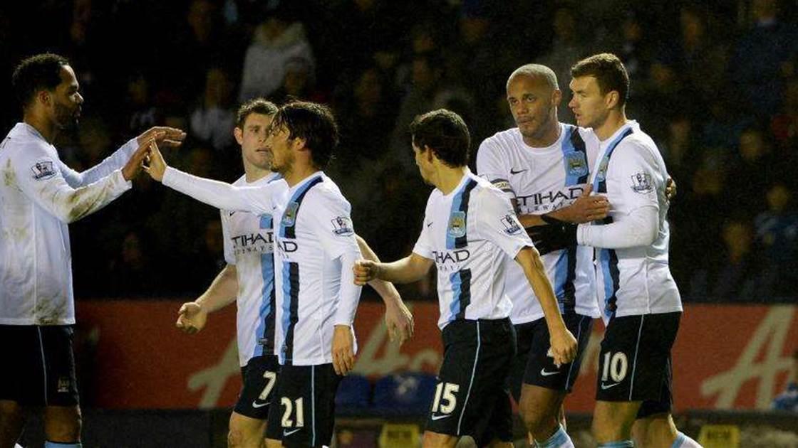 Pellegrini proud of City's Cup push