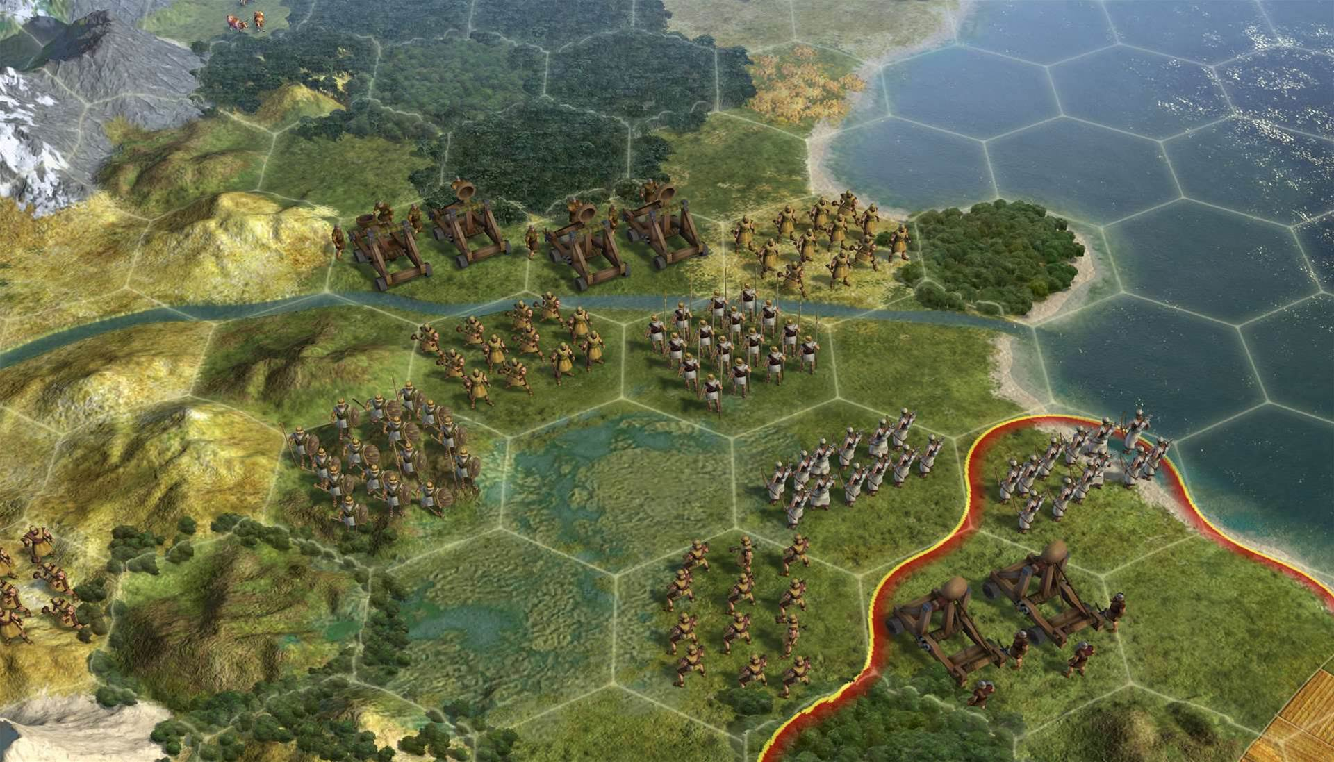 Upgrade time: Civilization V struggles with integrated graphics