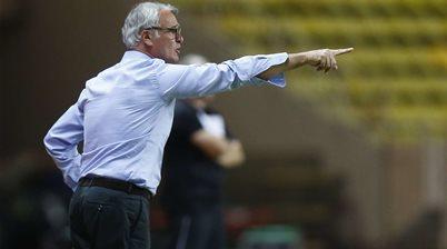 Ranieri angry despite Monaco victory