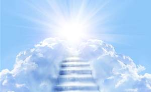 Seventh Day Adventists see the light in cloud