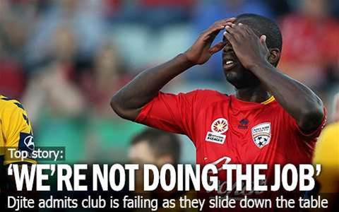 Bruce Djite: 'We're Not Doing The Job'