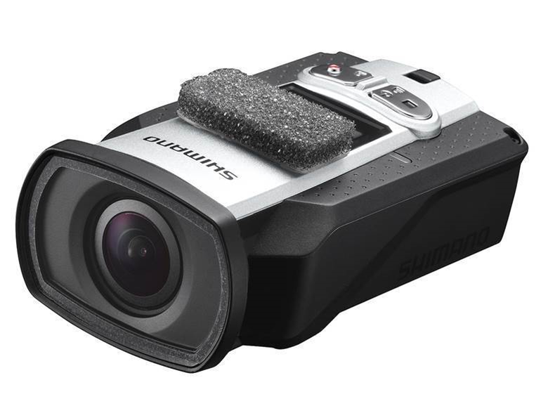 With Shimano's new bike camera, your heart's in the director's chair