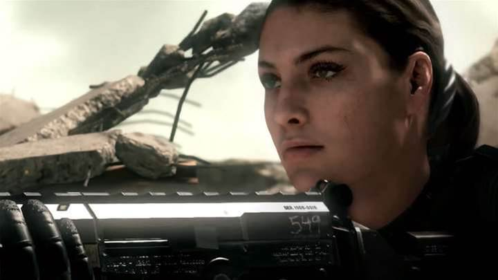 Yep, there are women in Call of Duty: Ghosts - can we be civil about this, please?