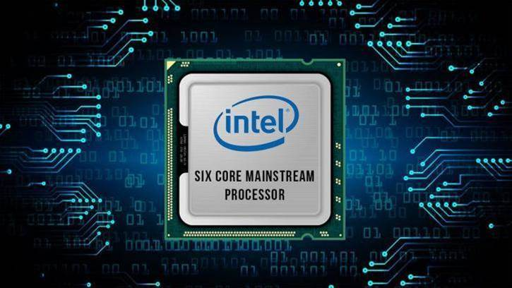 Intel's new six-core Coffee Lake CPU specs revealed