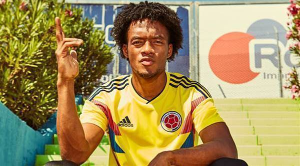 World Cup kits: Adidas go retro with tournament shirts