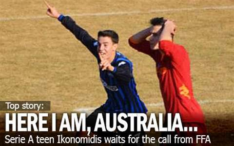 Serie A Teen's Message To Australia