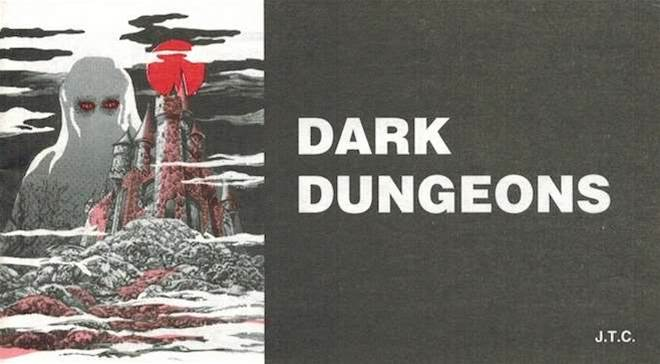 Classic anti-roleplaying propaganda Dark Dungeons is becoming a film