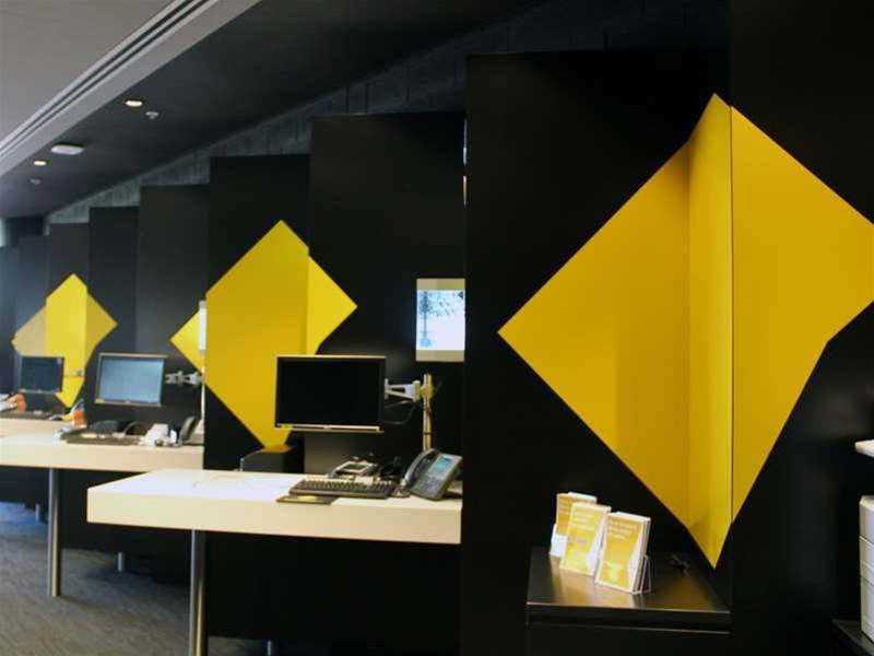 CommBank reduces IT expenditure