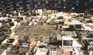 Hard disk shortage cuts PC shipments