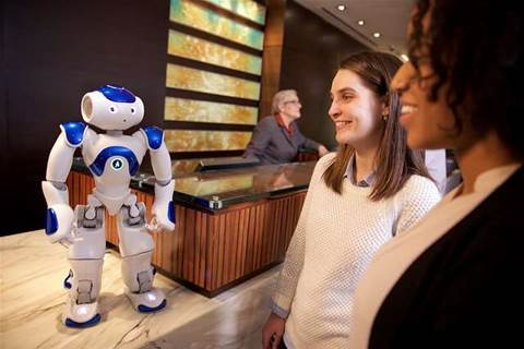 Hilton uses IBM's Watson to power robot concierge