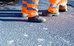 Telstra cable cut in road-widening project