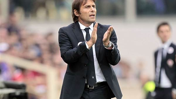 Conte issues rallying cry
