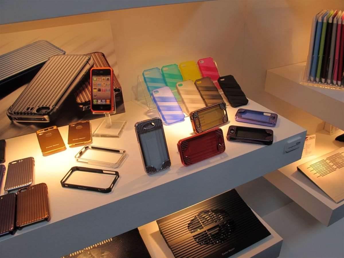 Computex 2012: Case manufacturers go mobile