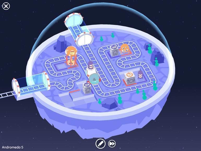 App of the Week: Cosmic Express