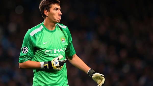 Romania call up for Man City goalkeeper, Pantilimon