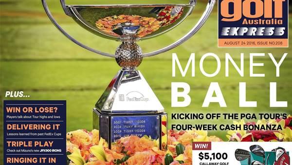 GA Express Issue 208: Money Ball