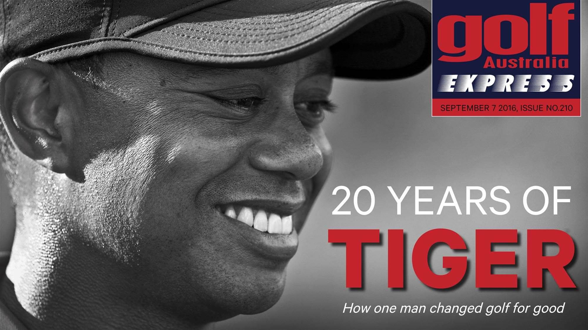 GA Express Issue 210: 20 Years of Tiger