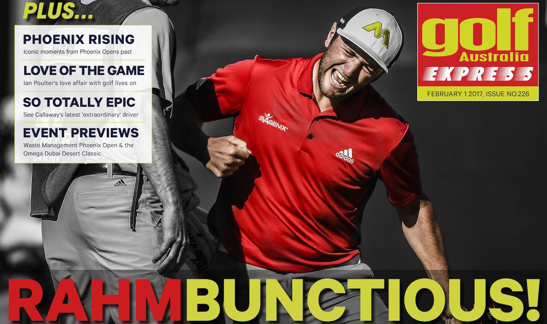 GA Express #226: Rahm-bunctious! Golf's next Spanish star