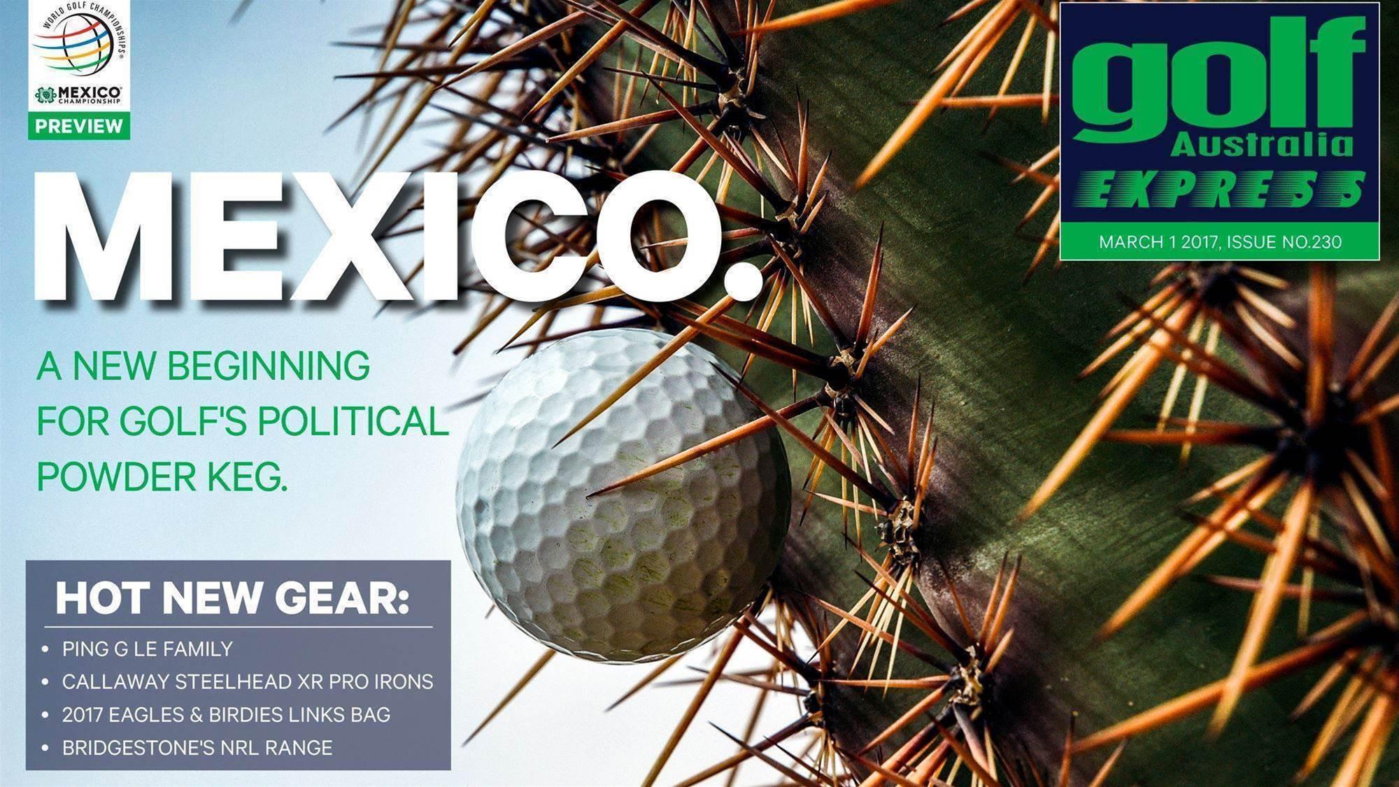 GA Express #230: Golf's new frontier
