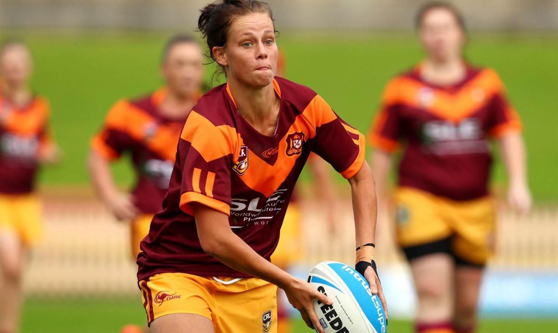 CRL Women's Nines return to action