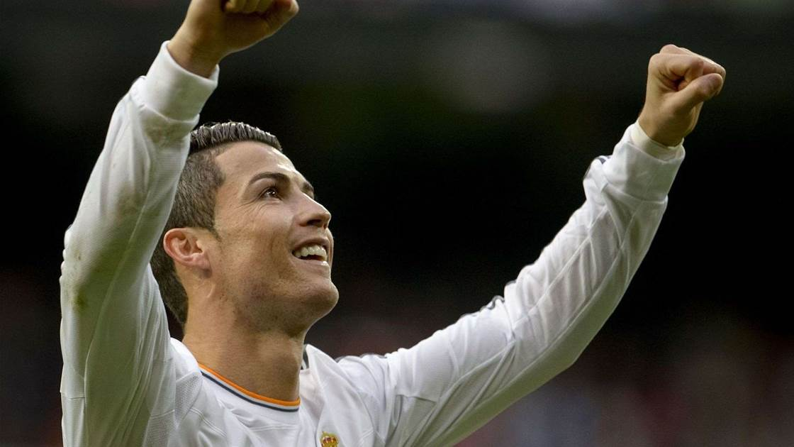Ronaldo could end career at Madrid