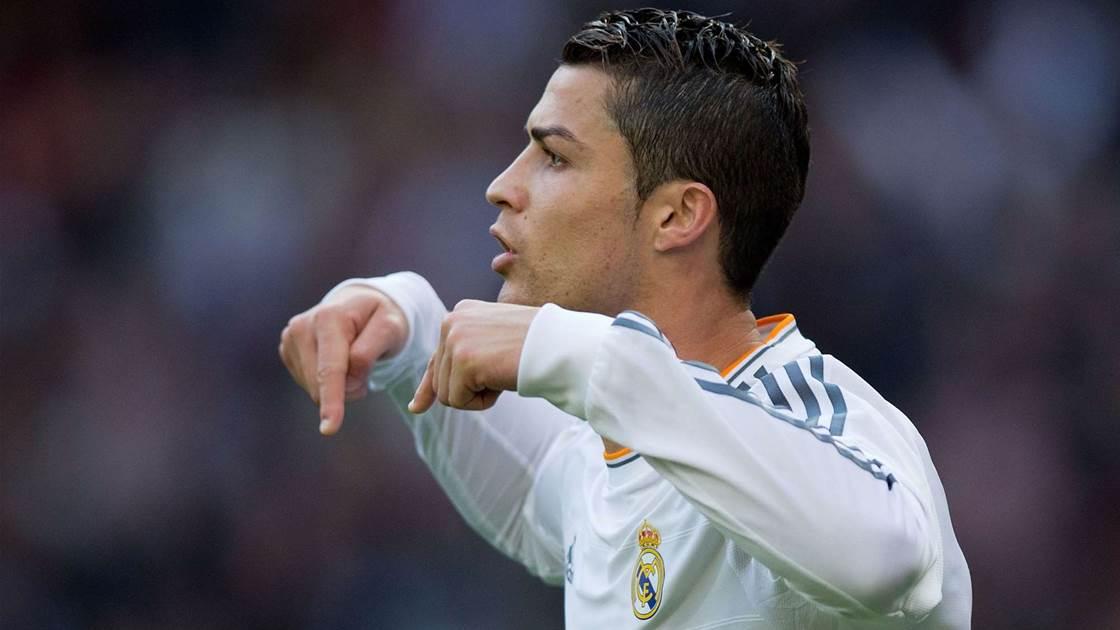 Ronaldo returns to Real Madrid squad
