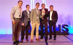 Hills Limited wins Ruckus ANZ distributor of the year