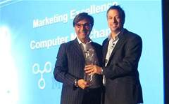 First-ever Aussie to win IBM's global marketing award
