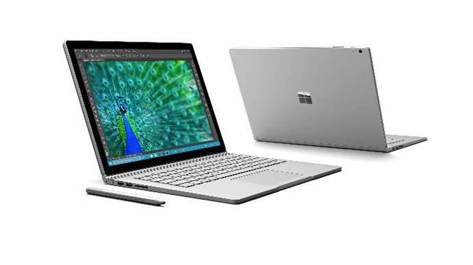 Microsoft unveils first laptop and Surface Pro 4