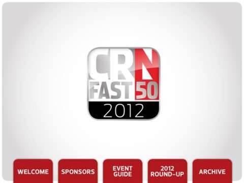 2012 CRN Fast50 winner announced tomorrow