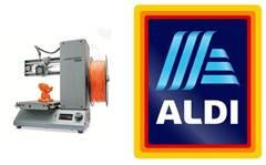 Aldi sells 3D printer for $300
