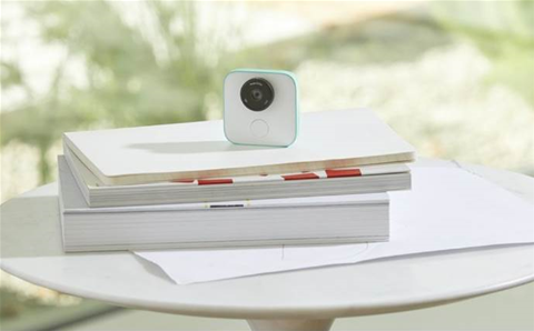 Google takes on GoPro with compact smart camera called Google Clips