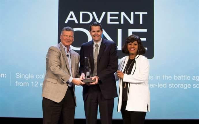 Local IBM partner wins global award