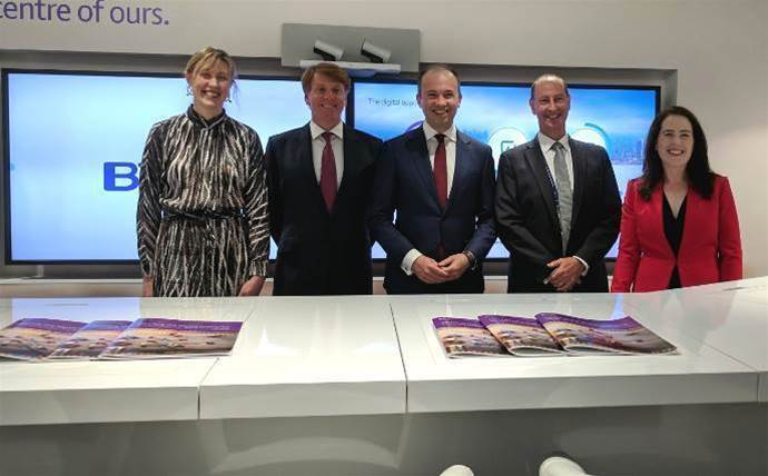 BT creates 170 cybersecurity jobs in Sydney