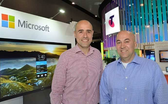 Telstra to sell managed voice through Office 365