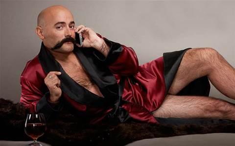 Men of tech strip down for Movember calendar