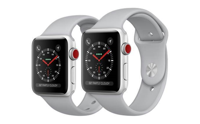 Apple debuts new cellular watch