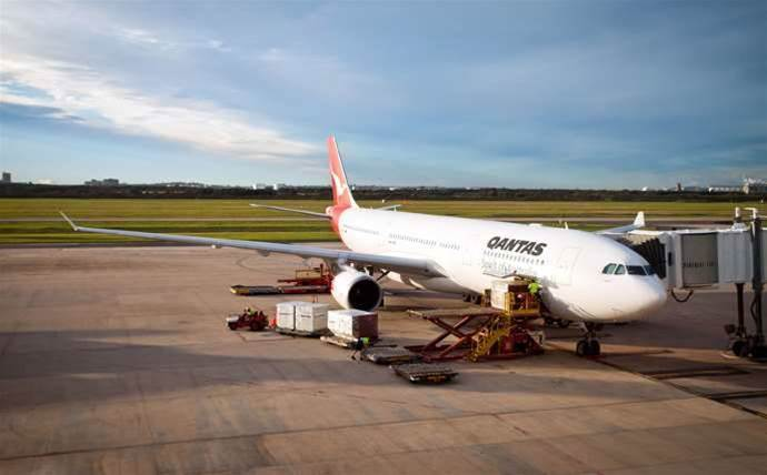 Qantas prepares to move in-flight wi-fi out of trial