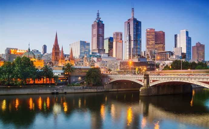 Melbourne CBD to track congestion with sensors